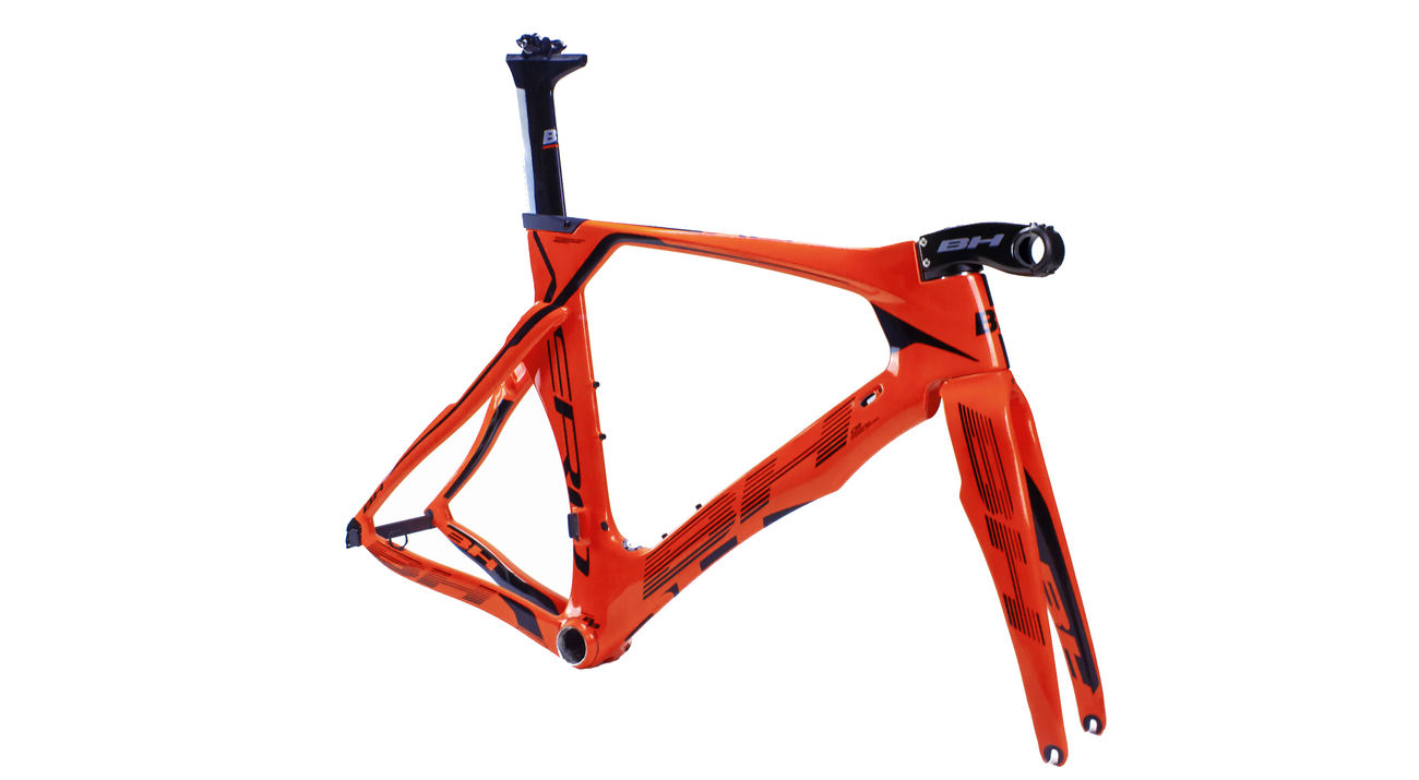 FRAME KIT AEROLIGHT - BH Bikes