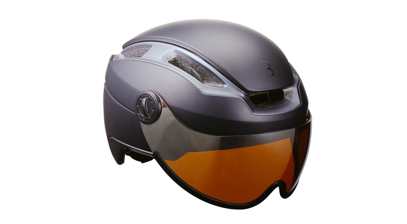 CASCO BBB INDRA SPEED FASESHIELD - BH Bikes