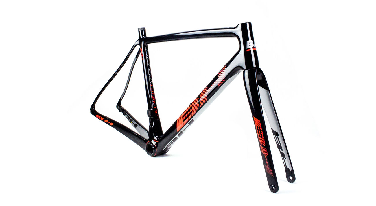 FRAME KIT ULTRALIGHT EVO DISC - BH Bikes