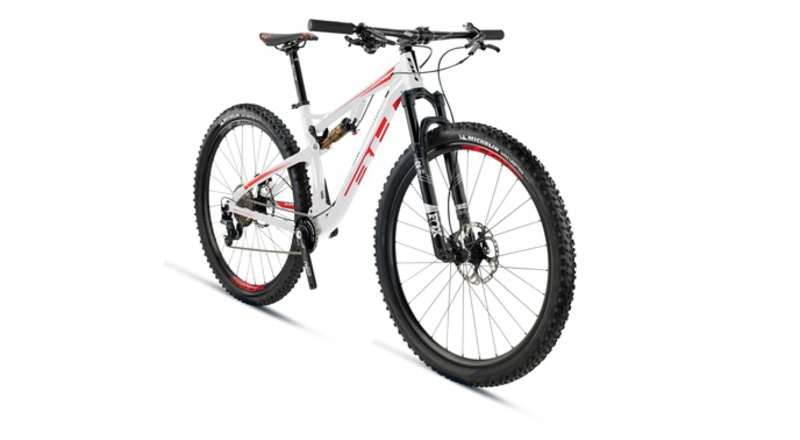 LYNX RACE ALU FOX XT