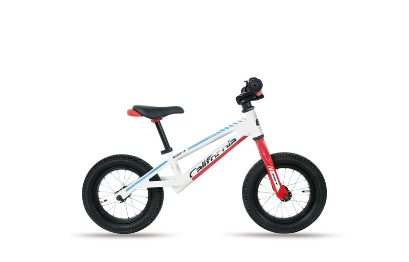 CALIFORNIA PUSH BIKE 12""