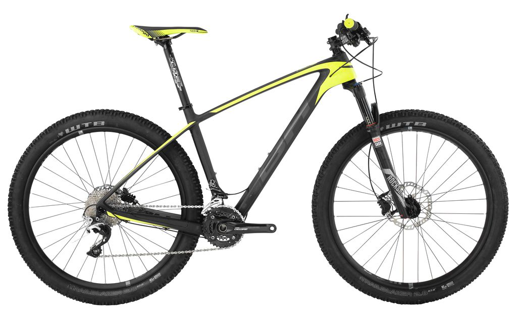ULTIMATE RC PLUS 27,5 + - BH Bikes