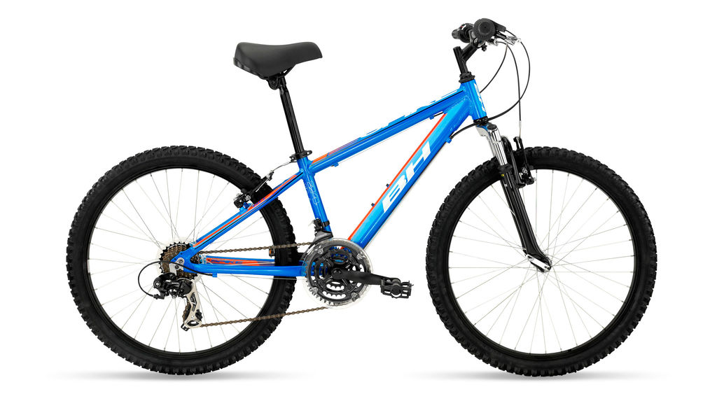 "SPIKE JUNIOR 24"" 21SP - BH Bikes"