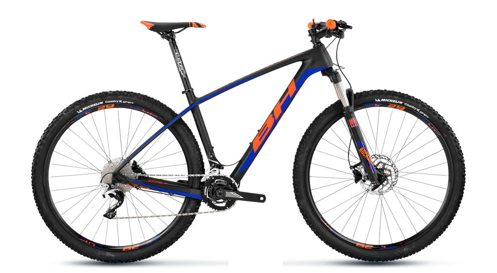 """ULTIMATE RC 29"""" RS30S XT 10SP - BH Bikes"""
