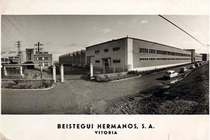 BH moves to to a bigger, more modern factory in Vitoria