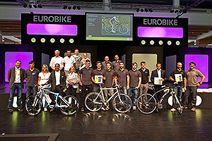 BH wins the Eurobike Award with its NEO electric bike