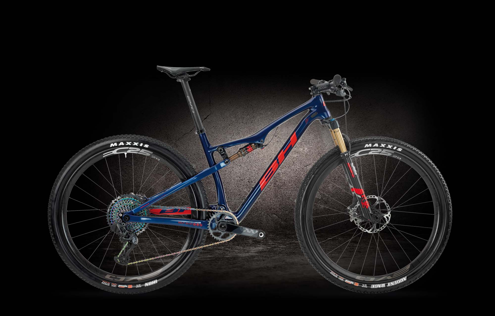 LYNX RACE EVO CARBON 9.8